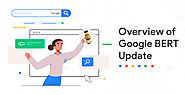 Google BERT Overview: How This Update Impacts On Organic Search