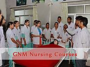GNM Course | General Nursing & Midwifery 3 Years Diploma Course