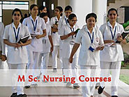 MSC Nursing College in Punjab Mohali Chandigarh | M.SC Nursing Course