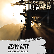 Industrial and Heavy-Duty Scales