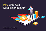 Hire Web Application Developer in India - Top Web Developer 2019