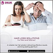 Men Hair Loss Solution - SMUK