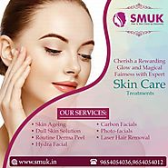 Anti Ageing Treatment in Delhi - SMUK