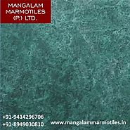 Supplier of Green Marble in Rajsamand