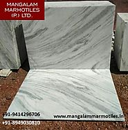 Rajnagar White Marble Supplier