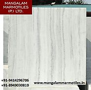 White Marble in Rajsamand