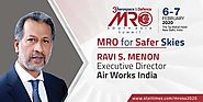 Ravi S. Menon - Executive Director, Air Works India