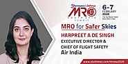 Harpreet A De Singh - Executive Director & Chief of Flight Safety, Air India
