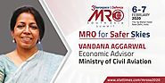 Vandana Aggarwal - Economic Advisor, Ministry of Civil Aviation