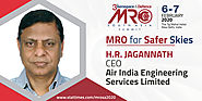 H.R. Jagannath - CEO, Air India Engineering Services Limited