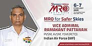 VICE ADMIRAL RAMAKANT PATTANAIK, PVSM, AVSM, YSM (RETD) - Indian Air Force