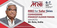 Commodore Pradeep Kumar Panda, VSM (RETD) - Indian Air Force