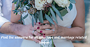 Love Psychic Toronto: Find the answers for all your love and marriage related issues