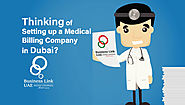 Medical Billing Company in Dubai