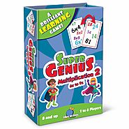 Super Genius Learning Games