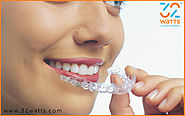 32 Watts Blog - Invisible & Clear Braces | Clear Aligners Cost In India