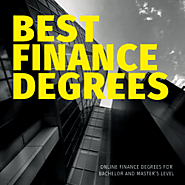 Best Finance Degrees - Bachelor and Master's Level
