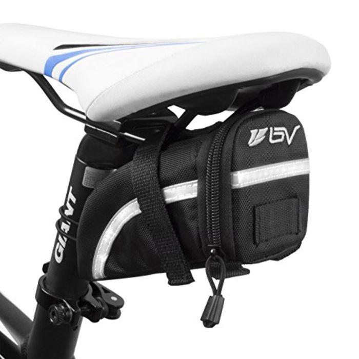 Bushwhacker Butte Black Bike Tool Tire Bag Bicycle Seat Wedge Cycling Pack