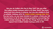 Are you an Indian who live in New York?