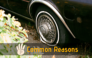4 Common Reasons That Can Cause A Flat Tire