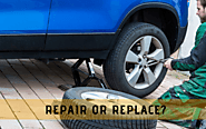Tires To Be Repaired Or Replaced: Ask Your Van Tires Supplier