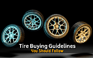 5 Guidelines To Follow When Buying New Passenger Car Tires
