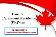 How can you apply for Canada Permanent Residency (PR) Visa?