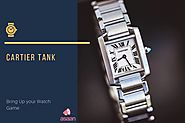 Cartier Tank Women Watch