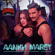 "Aankh Marey (From ""Simmba"") (Full Song & Lyrics) - Aankh Marey (From ""Simmba"") - Download or Listen Free - JioSaavn"