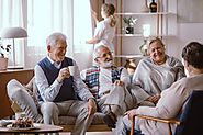 The Benefits of Residential Care for the Elderly