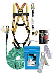 Roofing Safety Harness kit | Fall Protection Distributors