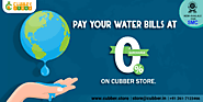 Online Water Bill Payment at 0% Surcharges on Cubber Store