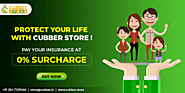 Insurance Premium Payment Online at Cubber Store