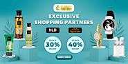 Get Up to 40% Discount on Cubber Store Exclusive Shopping Partners