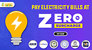 Pay Electricity Bills with 0% Surcharges at Cubber Store