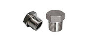 Stainless Steel 304 316 Forged Plug Fitting Manufacturer in India -Sachiya Steel International