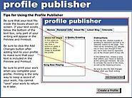 Profile Publisher