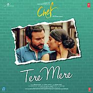 Tere Mere (Full Song & Lyrics) - Tere Mere - Download or Listen Free - JioSaavn