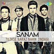 Tujhse Naraz Nahi Zindagi Song - Download Sanam - Tujhse Naraz Nahi Zindagi Song Online Only on JioSaavn