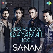 Mere Mehboob Qayamat Hogi Song - Download Sanam - Mere Mehboob Qayamat Hogi Song Online Only on JioSaavn