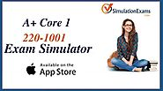 A+ Core 1 220-1001 Practice Tests iOS App