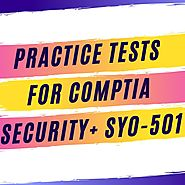 Security+ Sy0–501 practice tests that help short period preparation