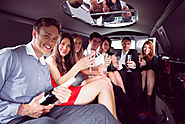 The Limo Party You Only Ever Dreamed Of