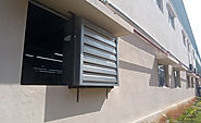 Exhaust Fans| Ecoair Cooling Systems