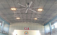 HVLS Fans | Ecoair Cooling Systems
