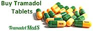 Buy Tramadol tablets for prompt relief from pain - TramadolMeds.Net