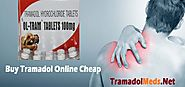 Buy Tramadol Cheap Online to treat ankle pain.