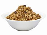 Granola Breakfast in the health food