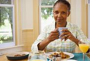 Benefits for taking time for a diabetic breakfast on your health