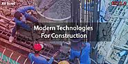 5 Modern Technologies in the Construction Process Stated by Birla TMT
